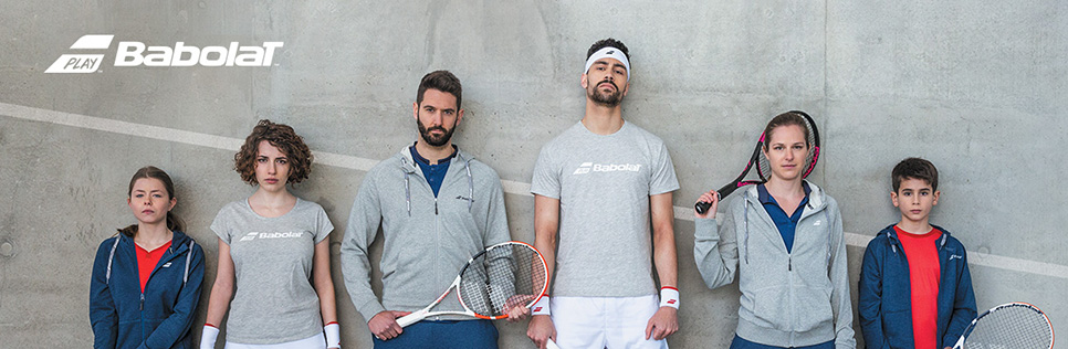 Babolat Tennis Clothing