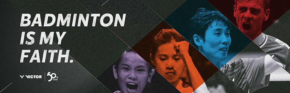 Badminton Is My Faith Desktop