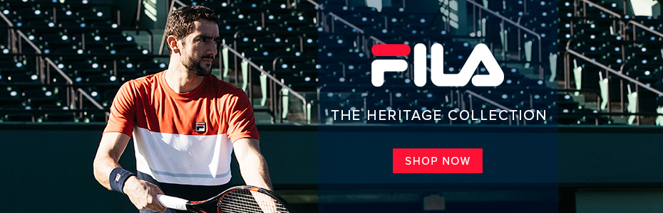 Cilic Fila Heritage Collection