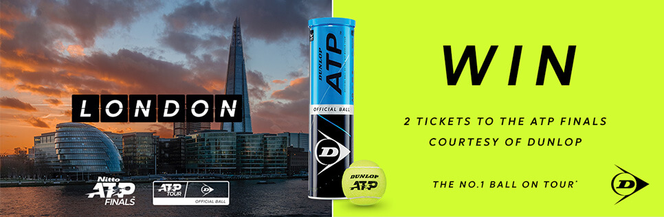 Dunlop ATP Ball Competition