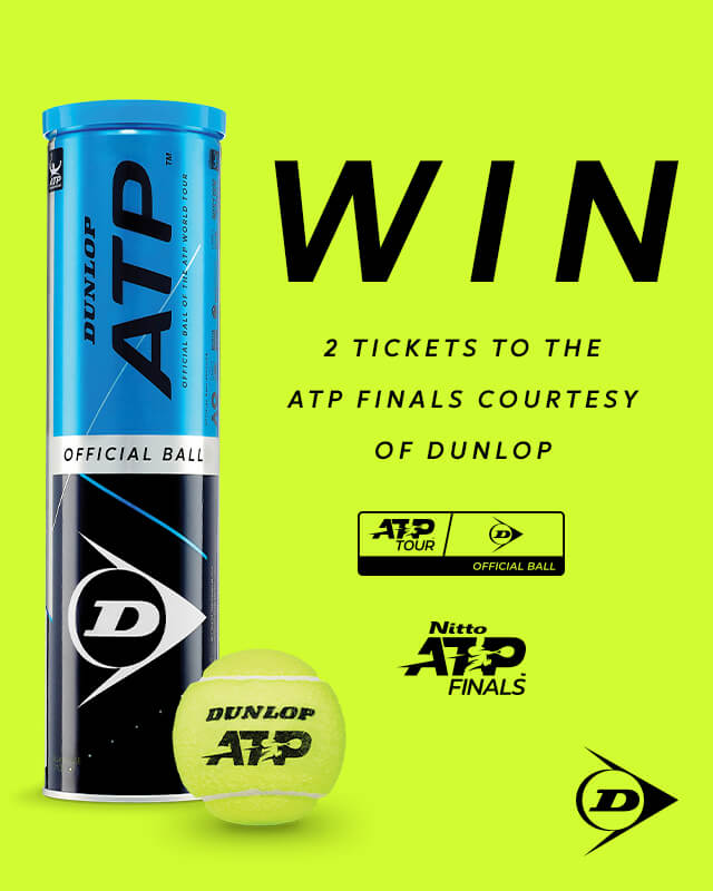 Mobile - Dunlop ATP Ball Competition