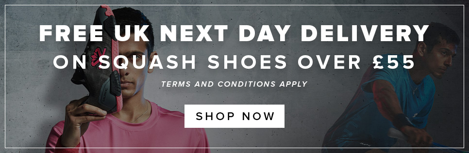 Free Delivery Squash Shoes