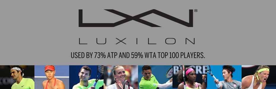 Luxilon Tennis Strings Number 1 on Tour