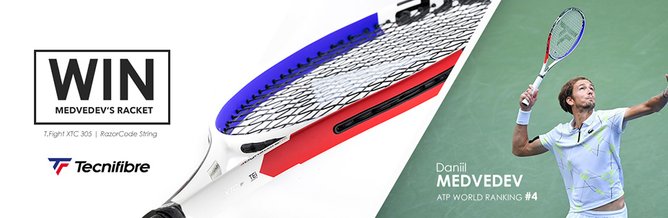 Tecnifibre Medvedev Competition