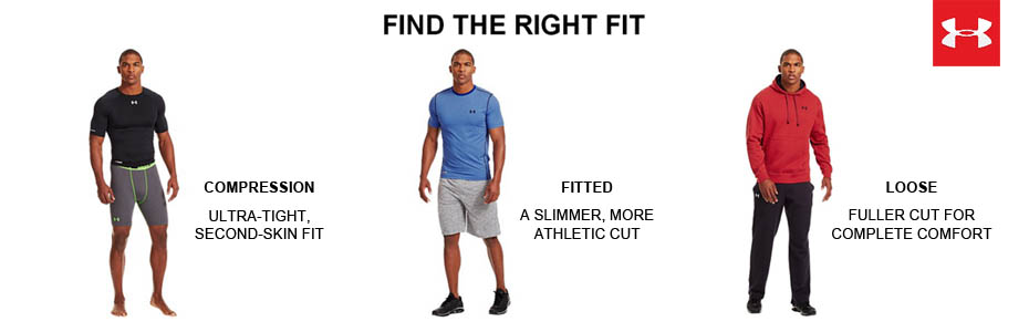 UA Find The Right Fit