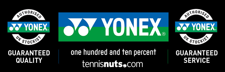 Yonex Authorised Stockist Banner