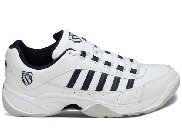 k swiss mens outshine indoor carpet tennis shoes white