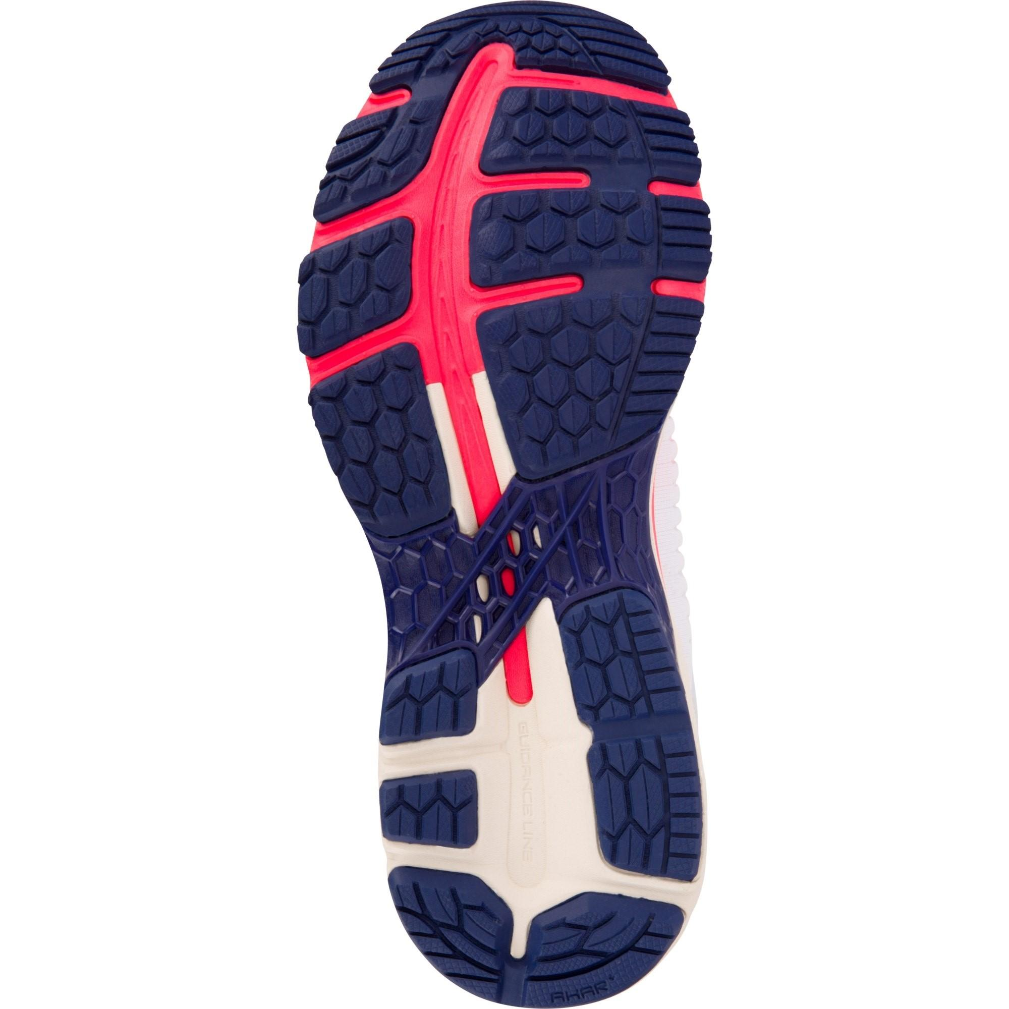 Asics Running Shoes Gel Kayano 25 Women whitepinkblue