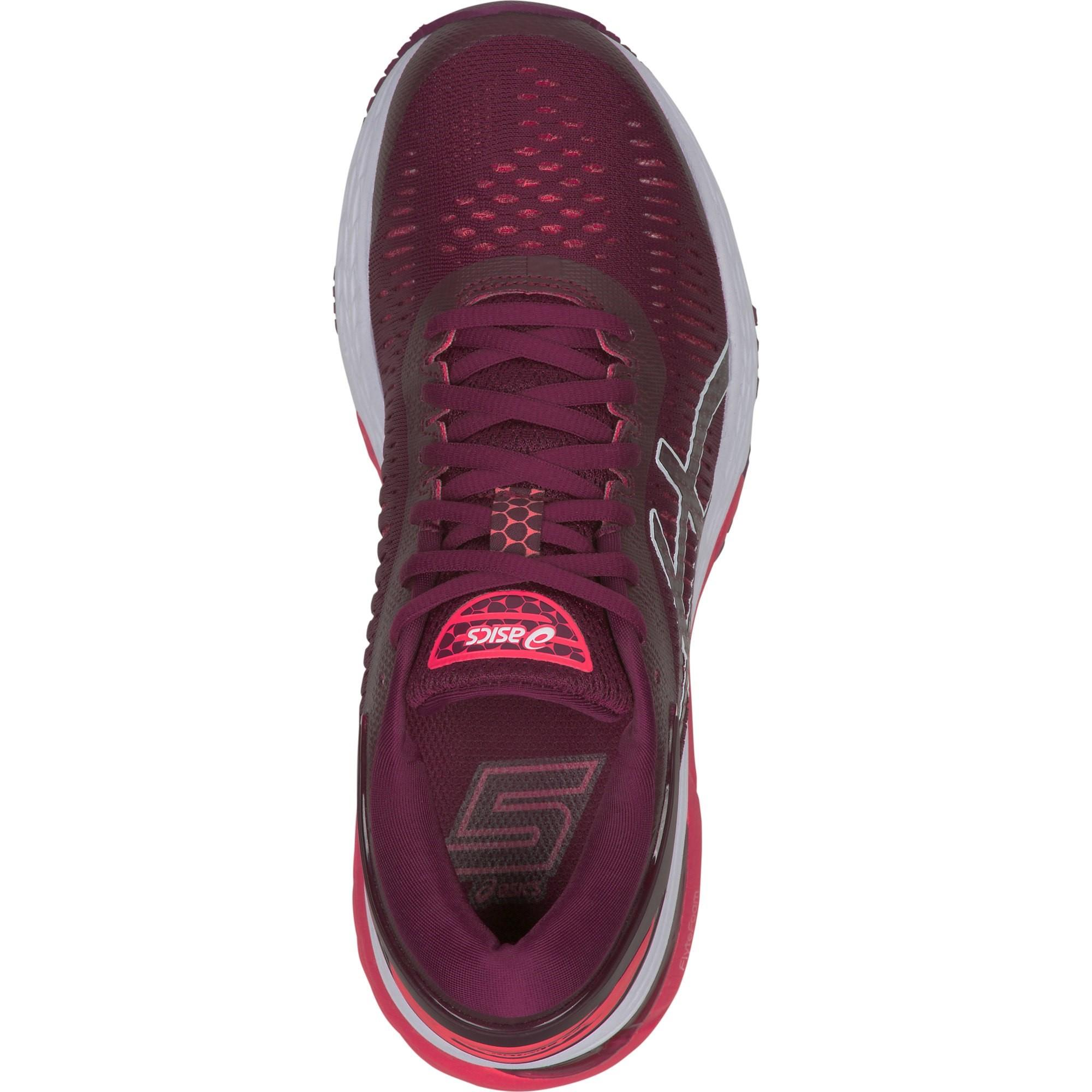 eabdaa0b Asics Womens GEL-Kayano 25 Running Shoes - Roselle/Pink