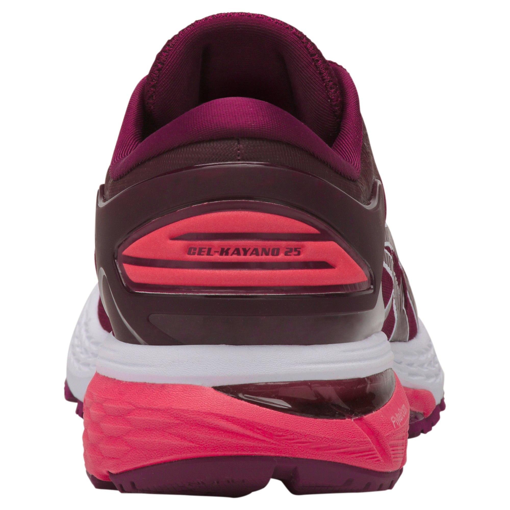 aacd754cea12c Asics Womens GEL-Kayano 25 Running Shoes - Roselle/Pink - Tennisnuts.com