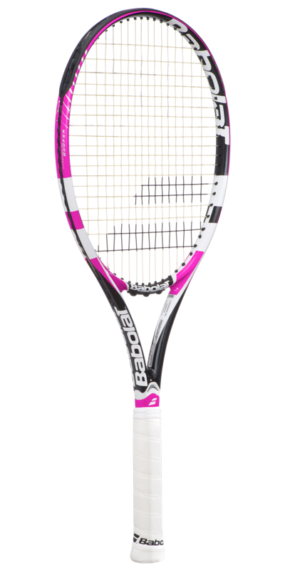 babolat drive z lite tennis racket pink. Black Bedroom Furniture Sets. Home Design Ideas