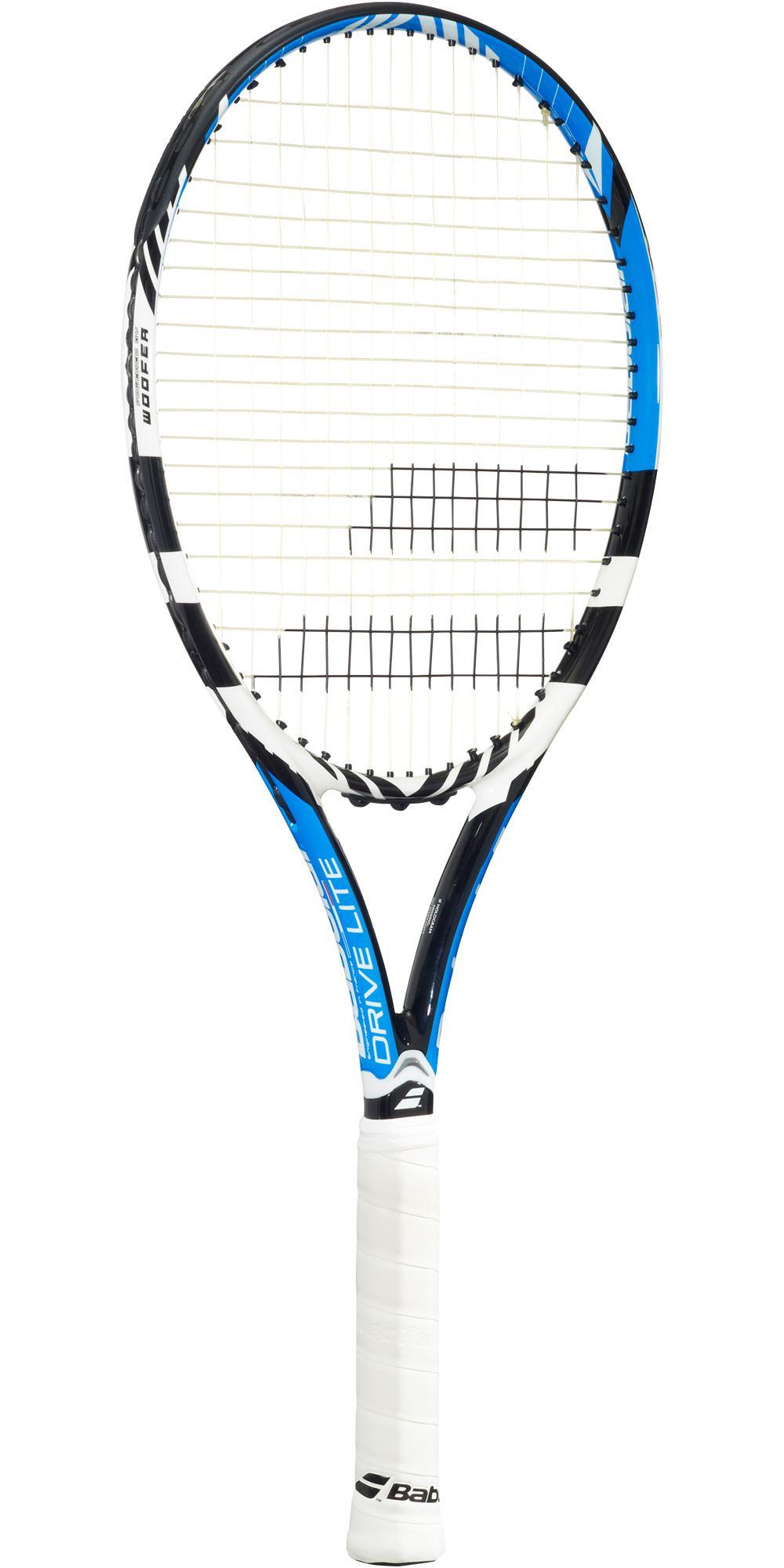 babolat drive lite tennis racket blue. Black Bedroom Furniture Sets. Home Design Ideas