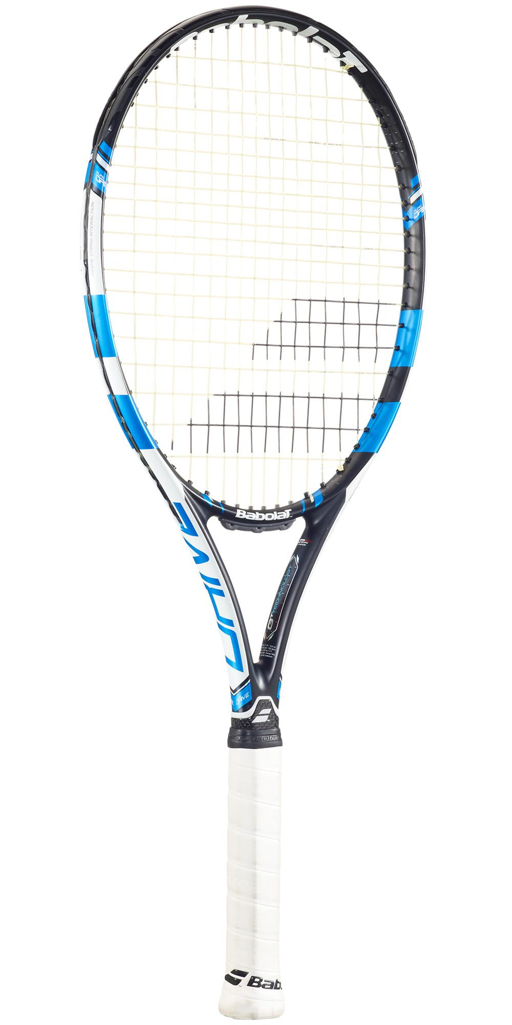 babolat pure drive tennis racket. Black Bedroom Furniture Sets. Home Design Ideas