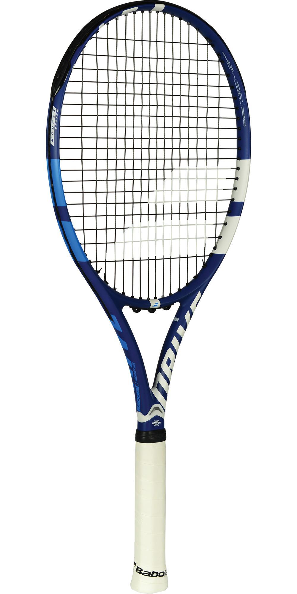 babolat drive g lite tennis racket blue. Black Bedroom Furniture Sets. Home Design Ideas