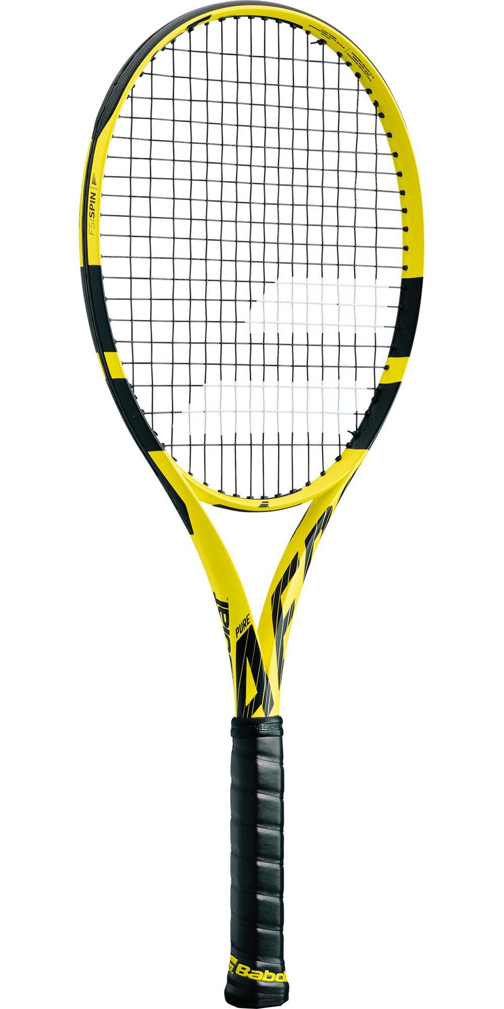 676693c1f8b2d Babolat Pure Aero Team Tennis Racket (2019) - Tennisnuts.com