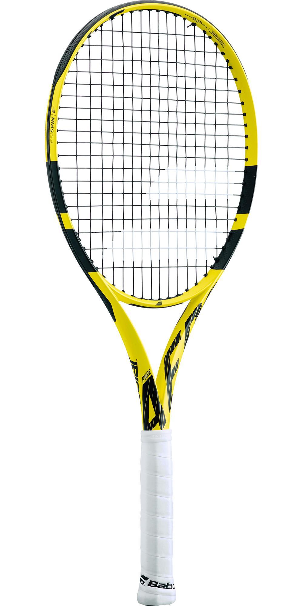 Babolat Pure Aero Lite Tennis Racket (2019) - Tennisnuts.com 9dfd6ee10807b