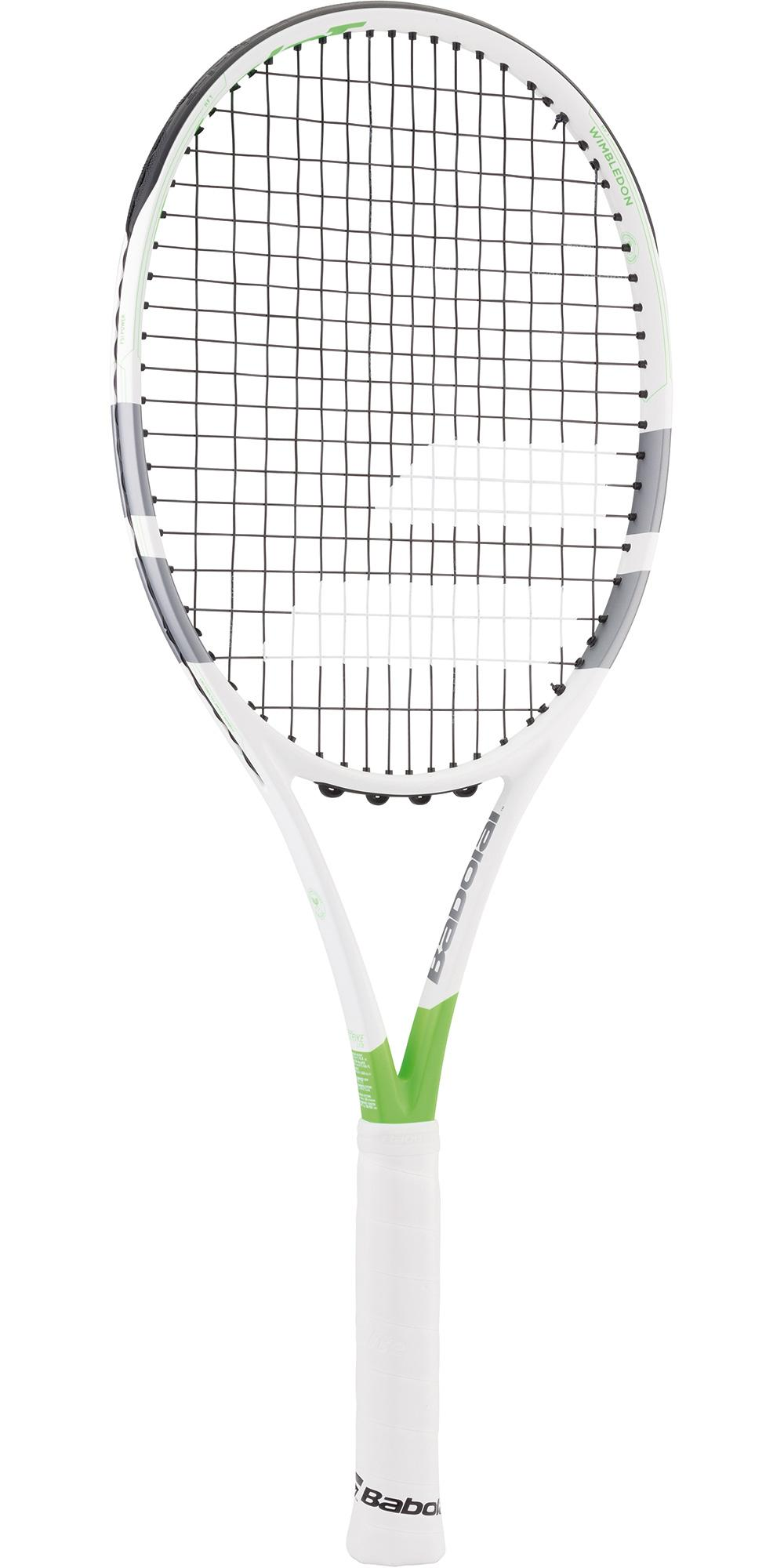 babolat pure strike lite wimbledon tennis racket. Black Bedroom Furniture Sets. Home Design Ideas