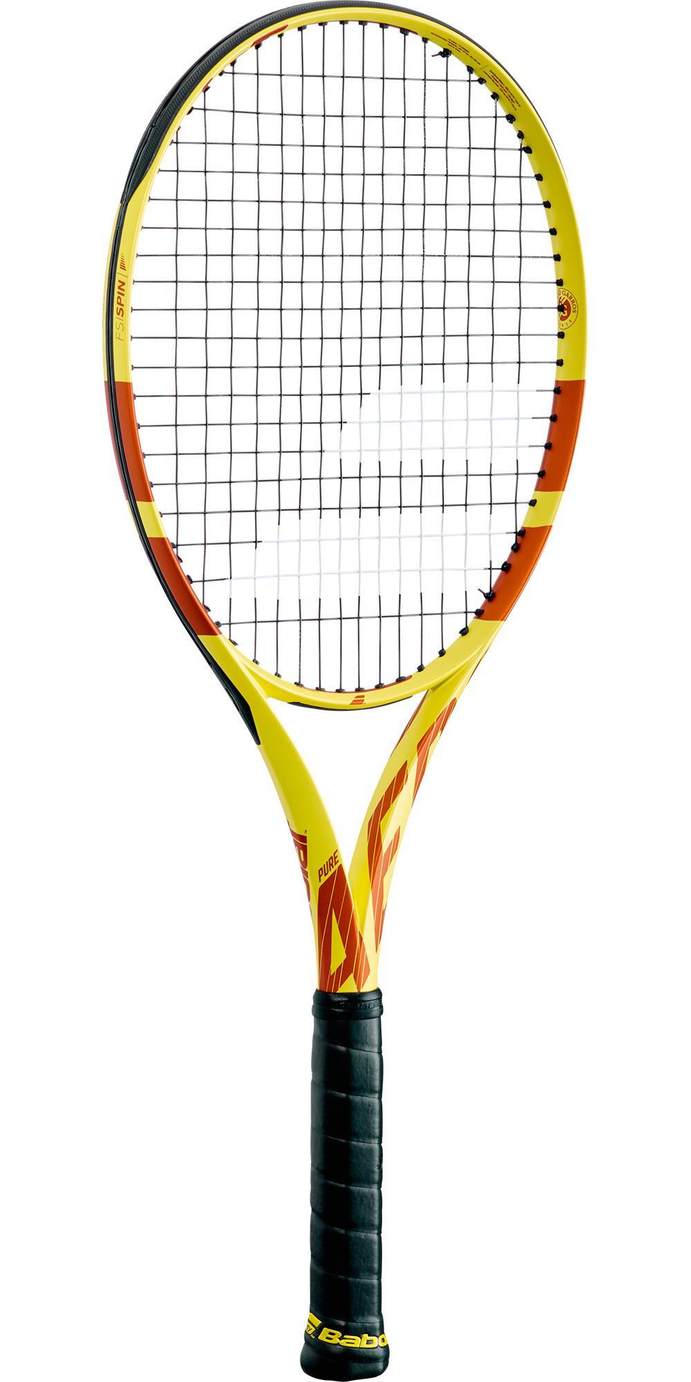 83960664a11b Babolat Pure Aero Roland Garros Tennis Racket  Frame Only  - Tennisnuts.com