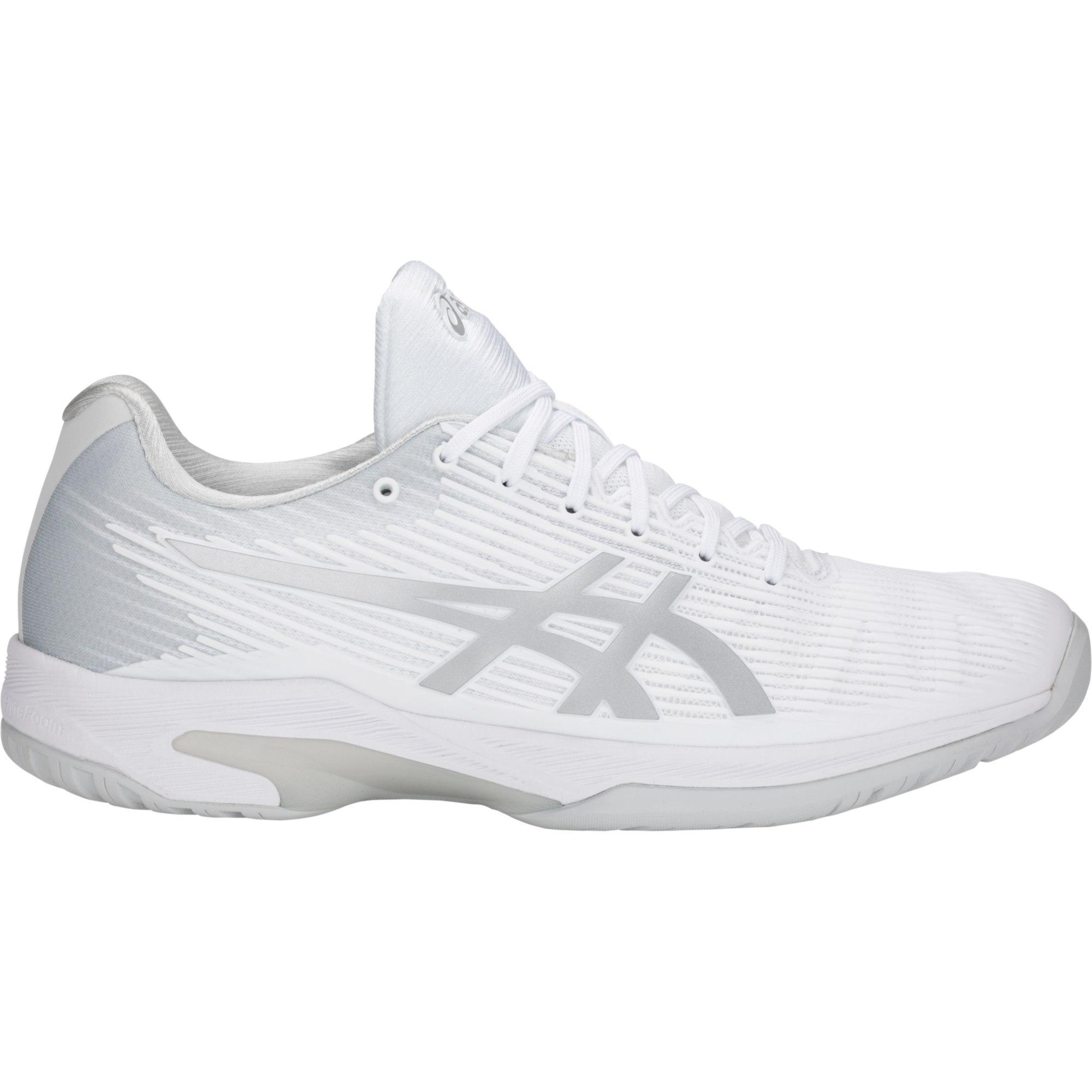 Asics Hommes Asics Chaussures de tennis GEL Solution Argent Speed FF Speed Blanc/ Argent d9cb366 - acornarboricultural.info
