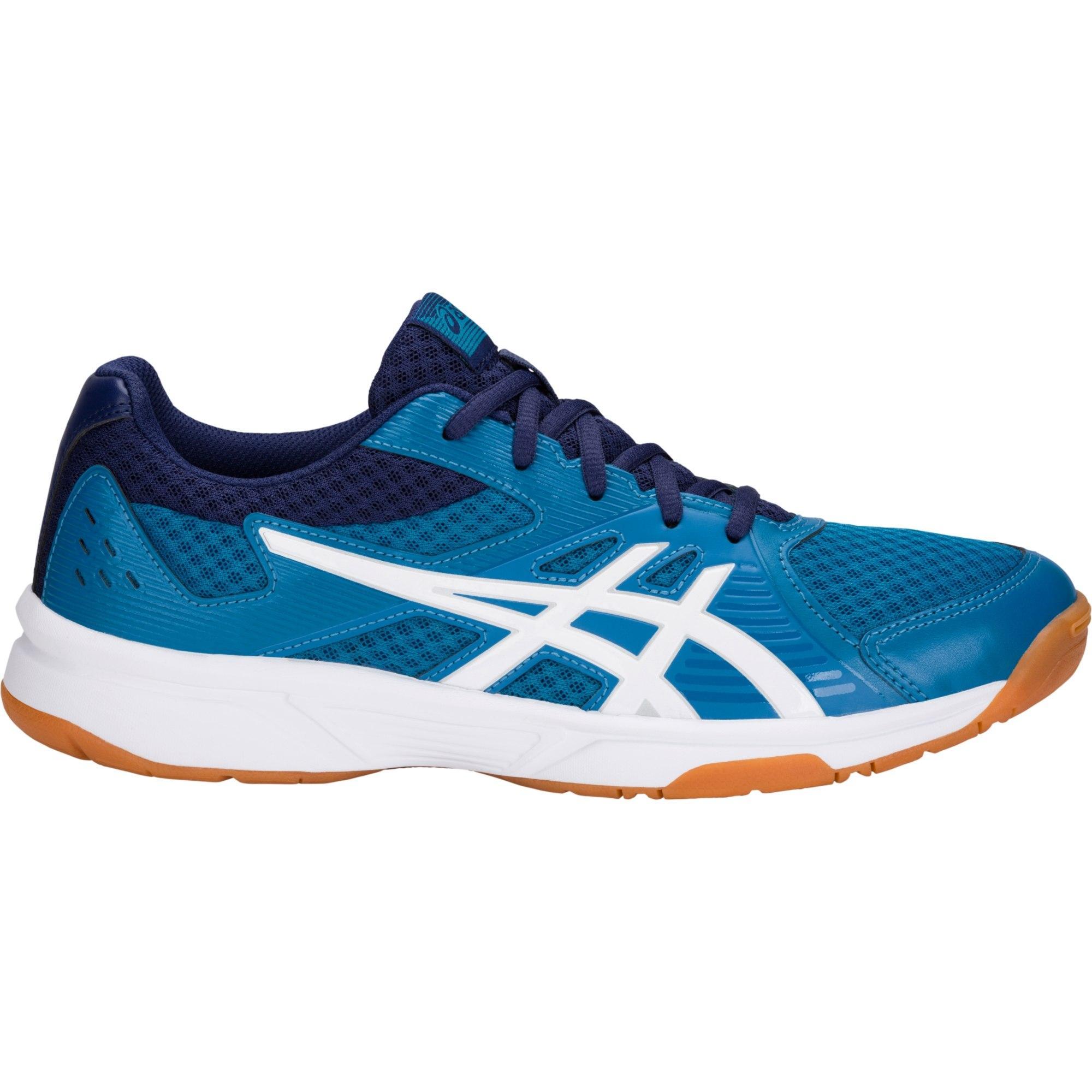 1f0f762b0 Asics Mens GEL-Upcourt 3 Indoor Court Shoes - Race Blue/White -  Tennisnuts.com