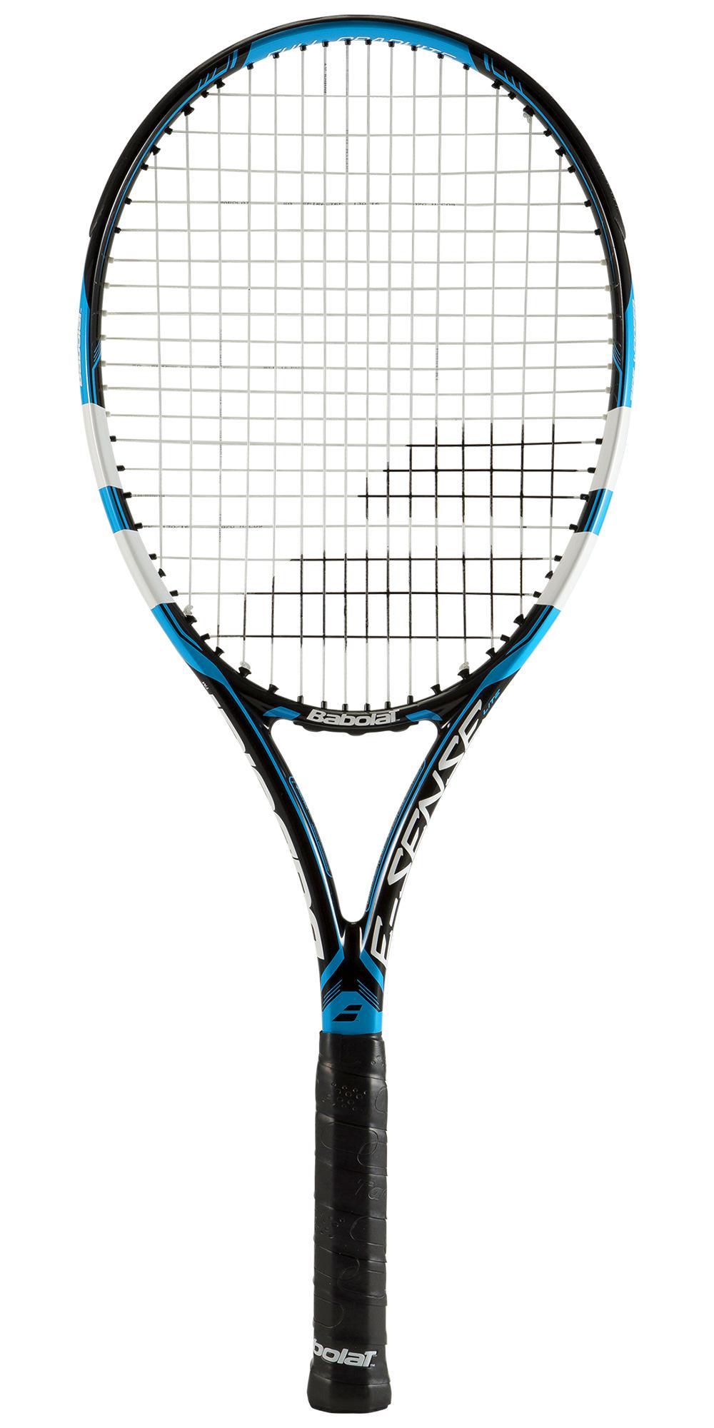 babolat e sense lite tennis racket black blue. Black Bedroom Furniture Sets. Home Design Ideas