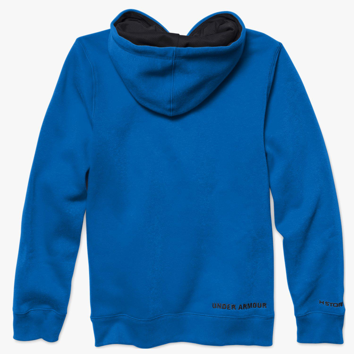 Under armour charged cotton storm hoodie