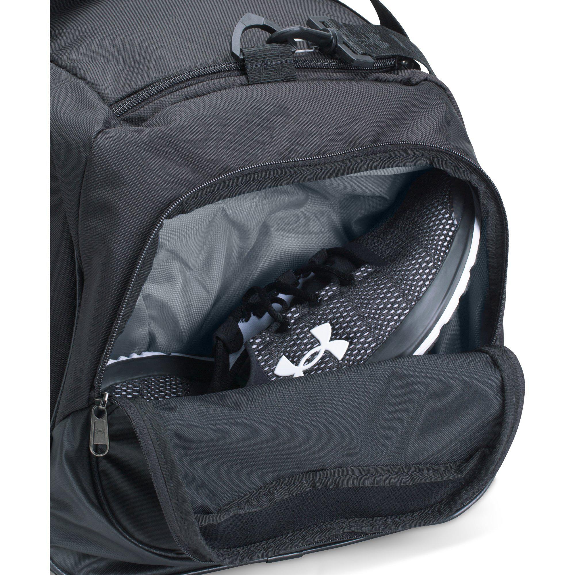 b35050b2ab9a Under Armour Storm Undeniable II LG Duffel Bag - Black - Tennisnuts.com