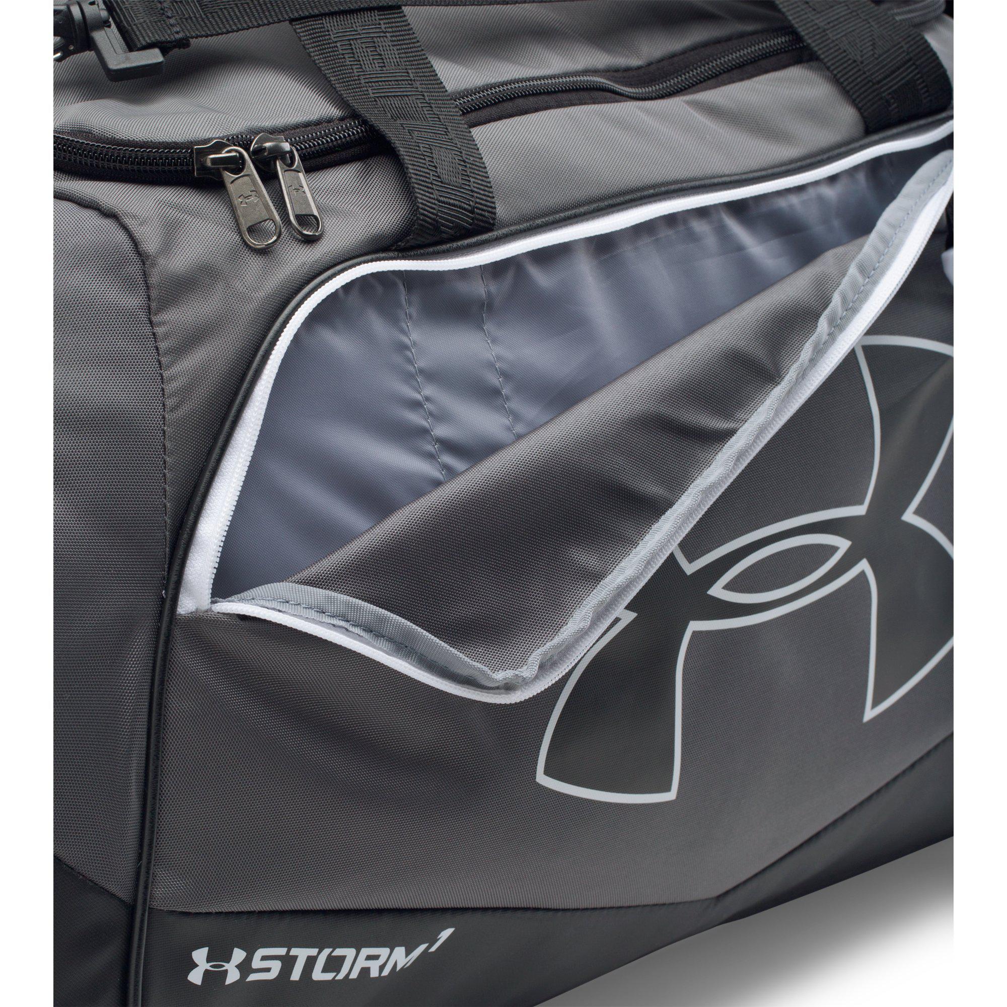 509d56cd06f Under Armour Storm Undeniable II LG Duffel Bag - Graphite ...