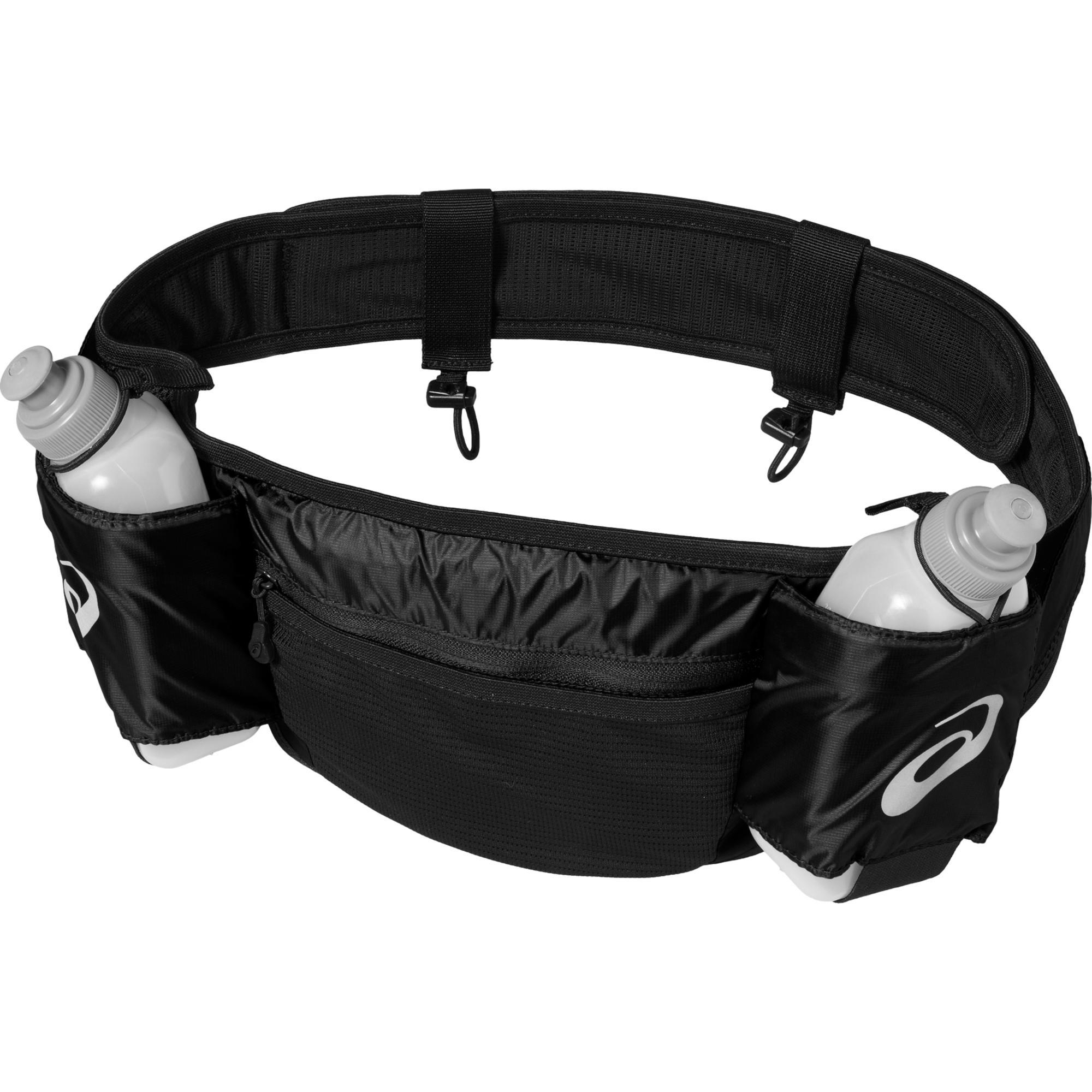 Asics Runners Waist Belt - Black