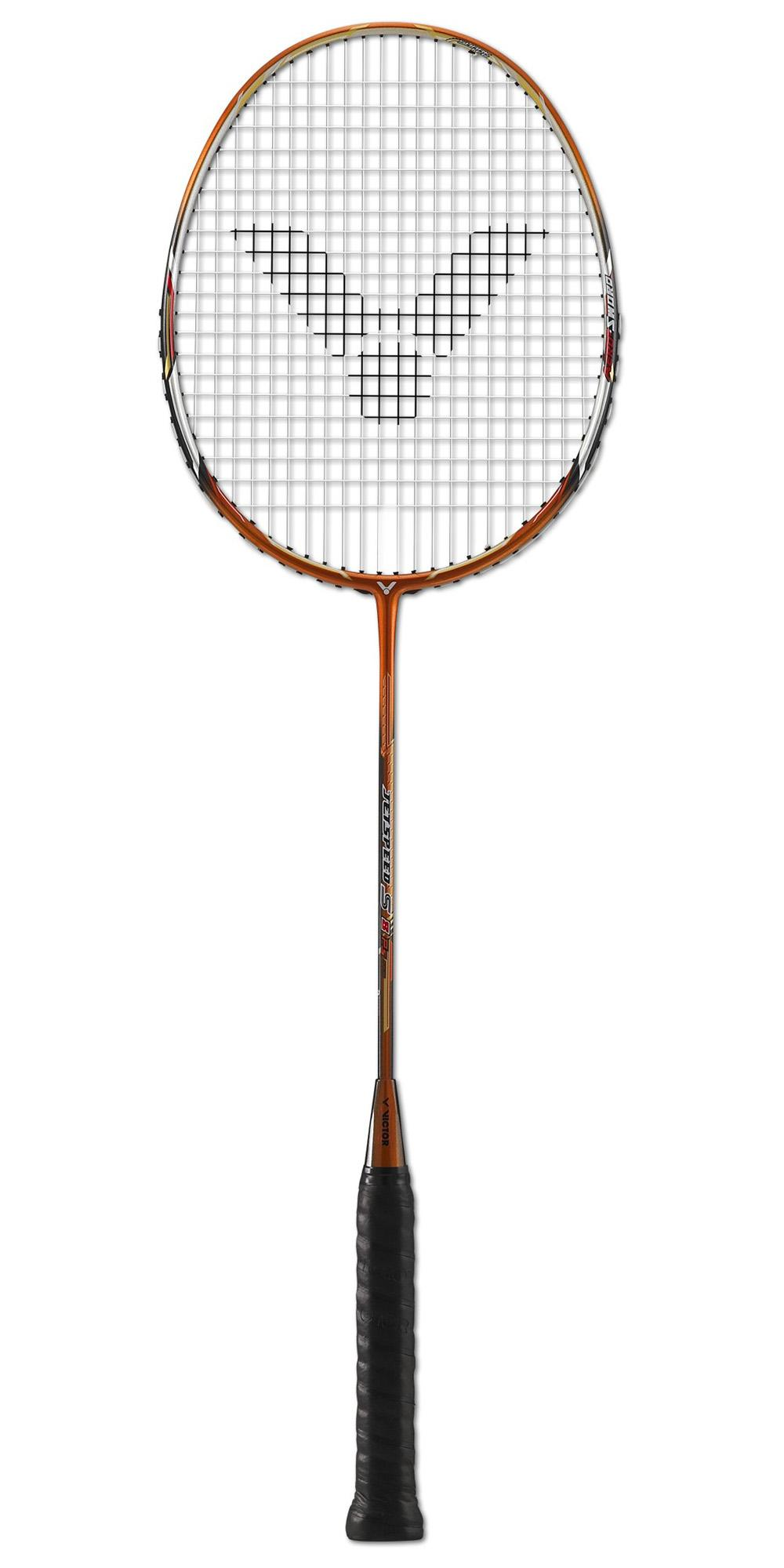 victor jetspeed s 8ps badminton racket   free restring