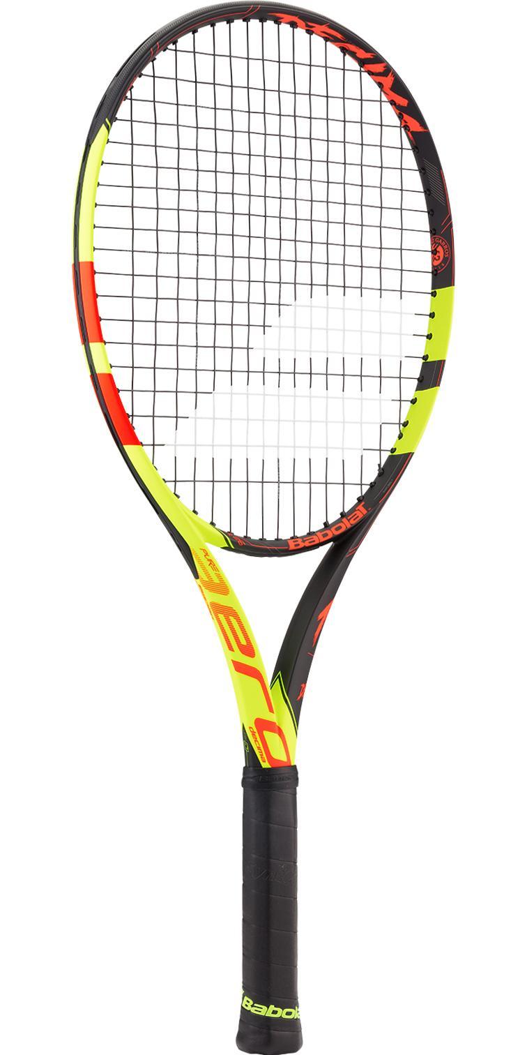 Babolat Pure Aero Decima Junior 26 Inch Tennis Racket - Tennisnuts.com fac3e0192435d