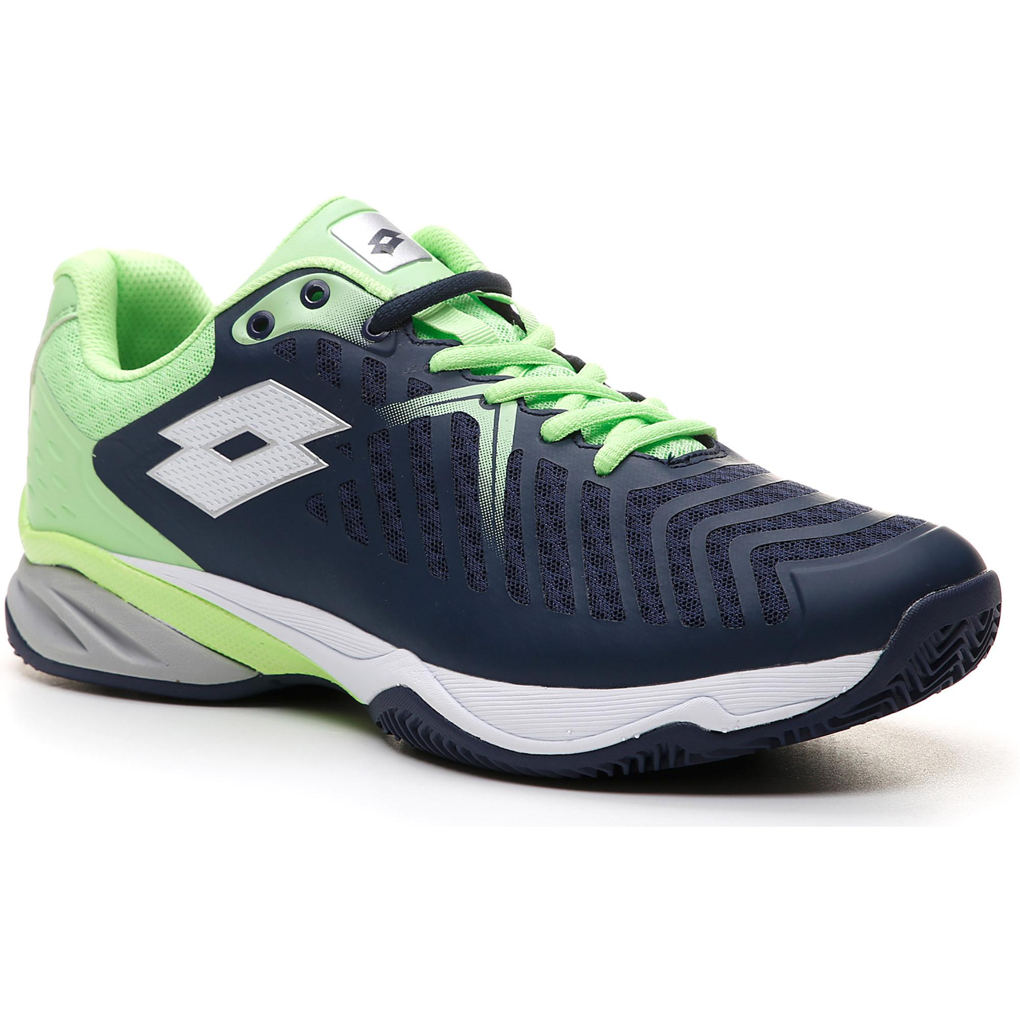 Lotto Mens Space 400 Clay Tennis Shoes