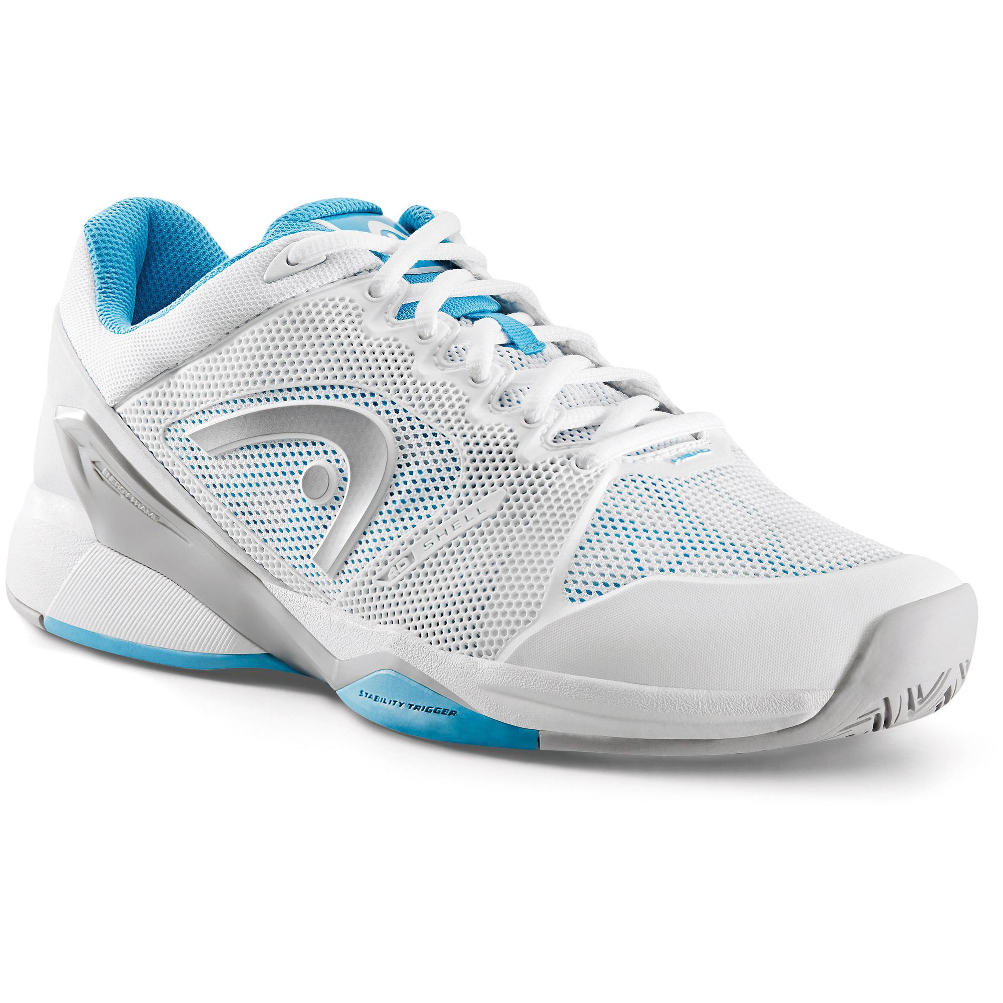 1e2679aa3a6cf Head Womens Revolt Pro 2.0 Tennis Shoes - White Blue - Tennisnuts.com