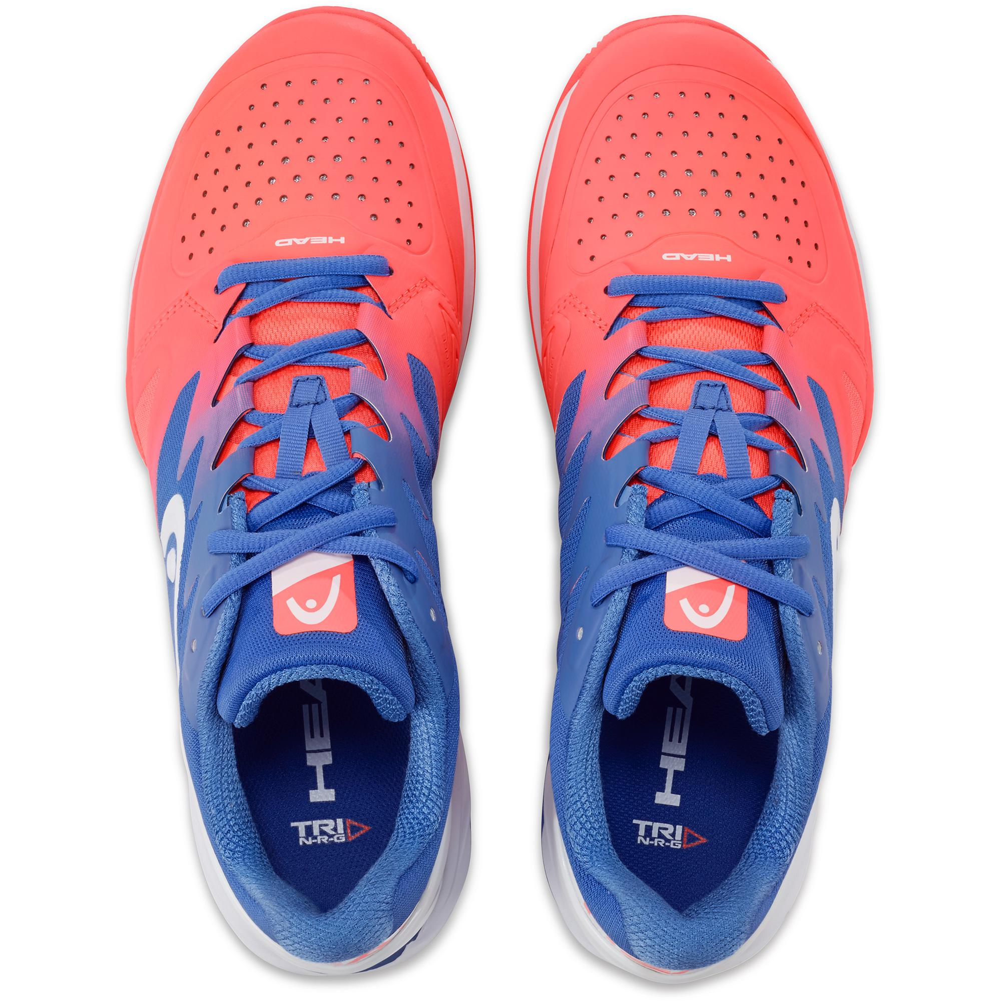 Head Womens Sprint Pro 2.0 Clay Court Tennis Shoes - Marine Blue
