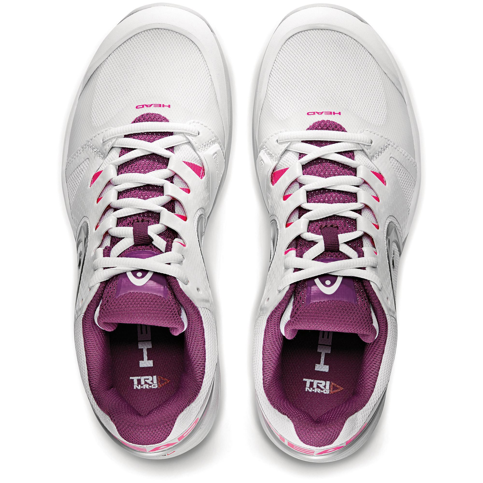 Head Women S Nitro Pro Tennis Shoe White