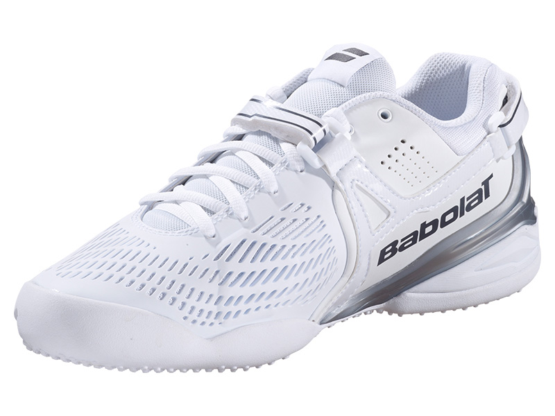 babolat mens propulse 4 grass court tennis shoes white