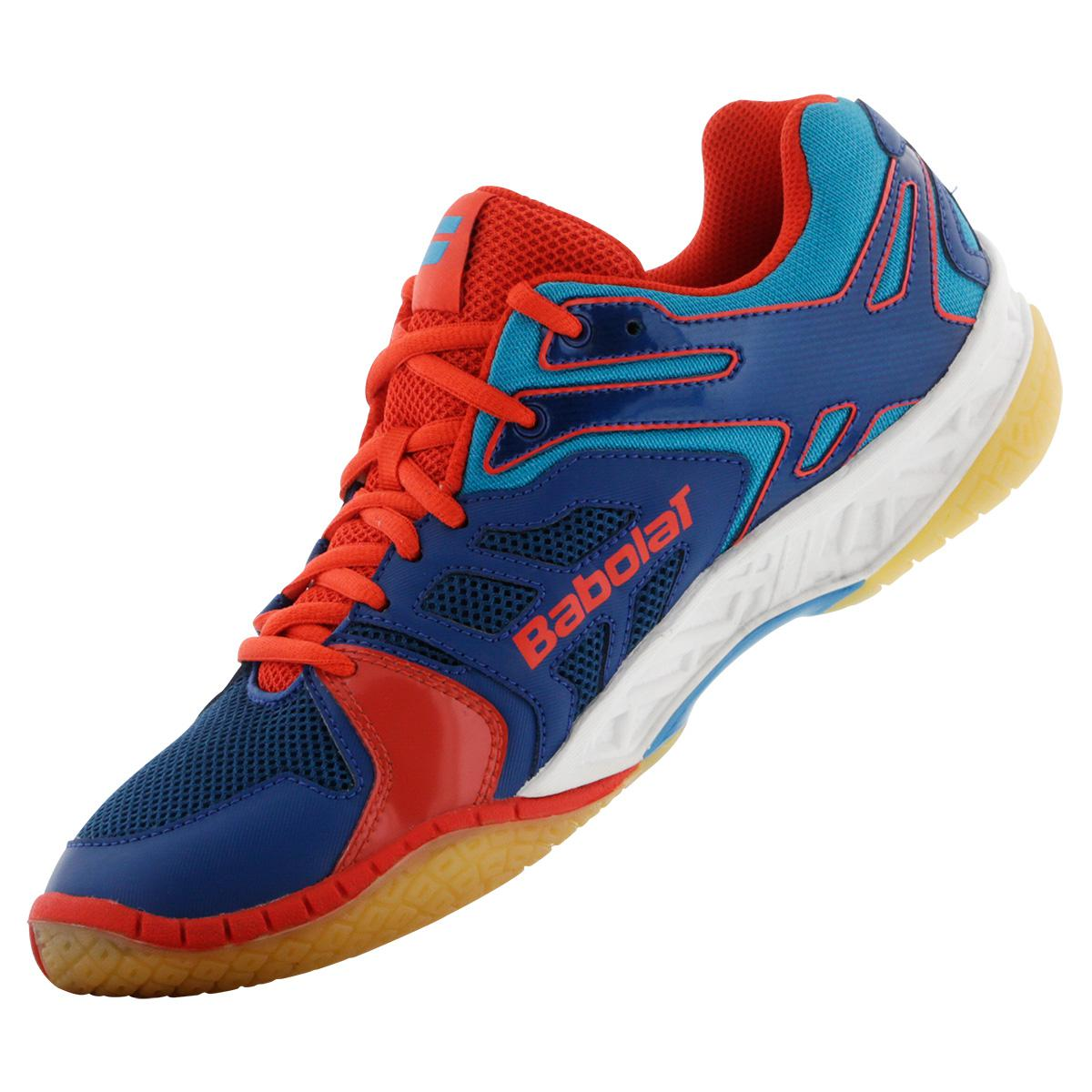 Babolat Red Shoes