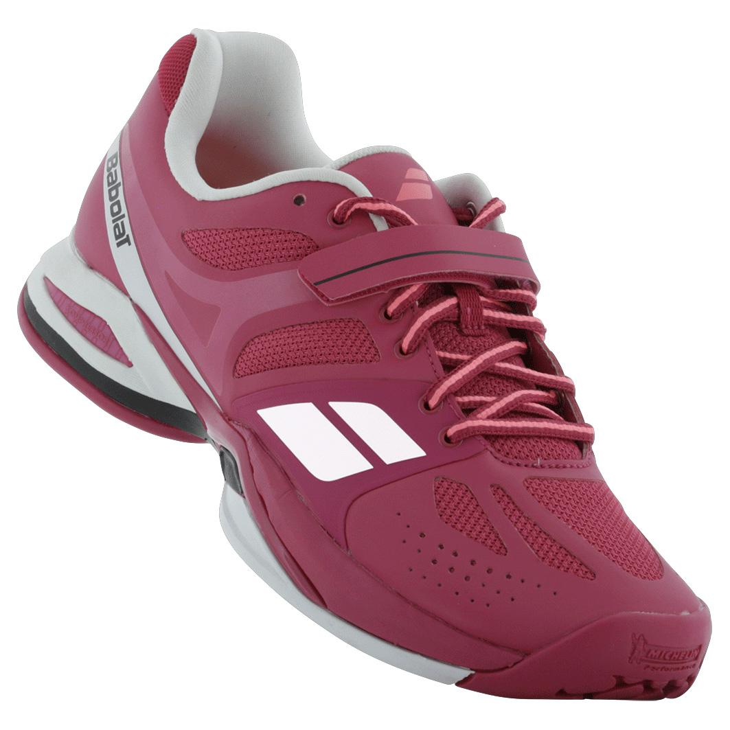 Babolat Propulse  Pink Womens Shoes