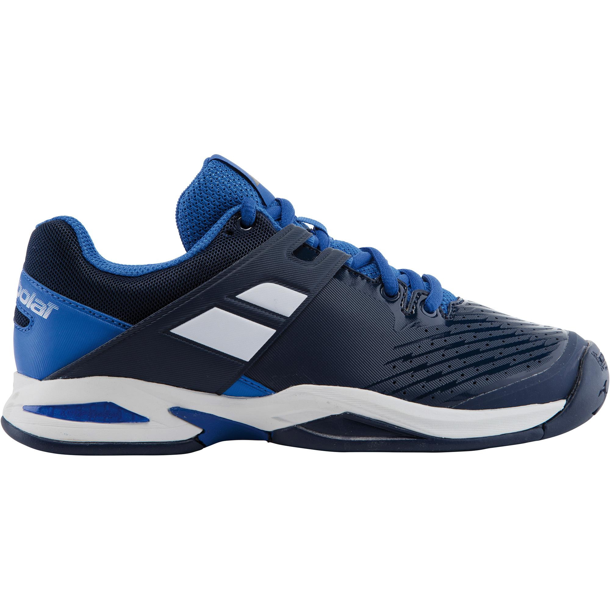 Tennis Shoe Babolat Pulsion All Court Men Blue Yellow