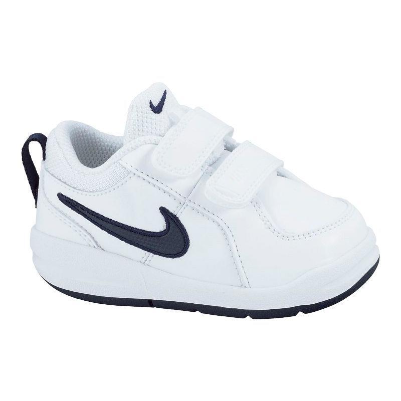Nike Pico 4 Infants Shoes - White/Navy