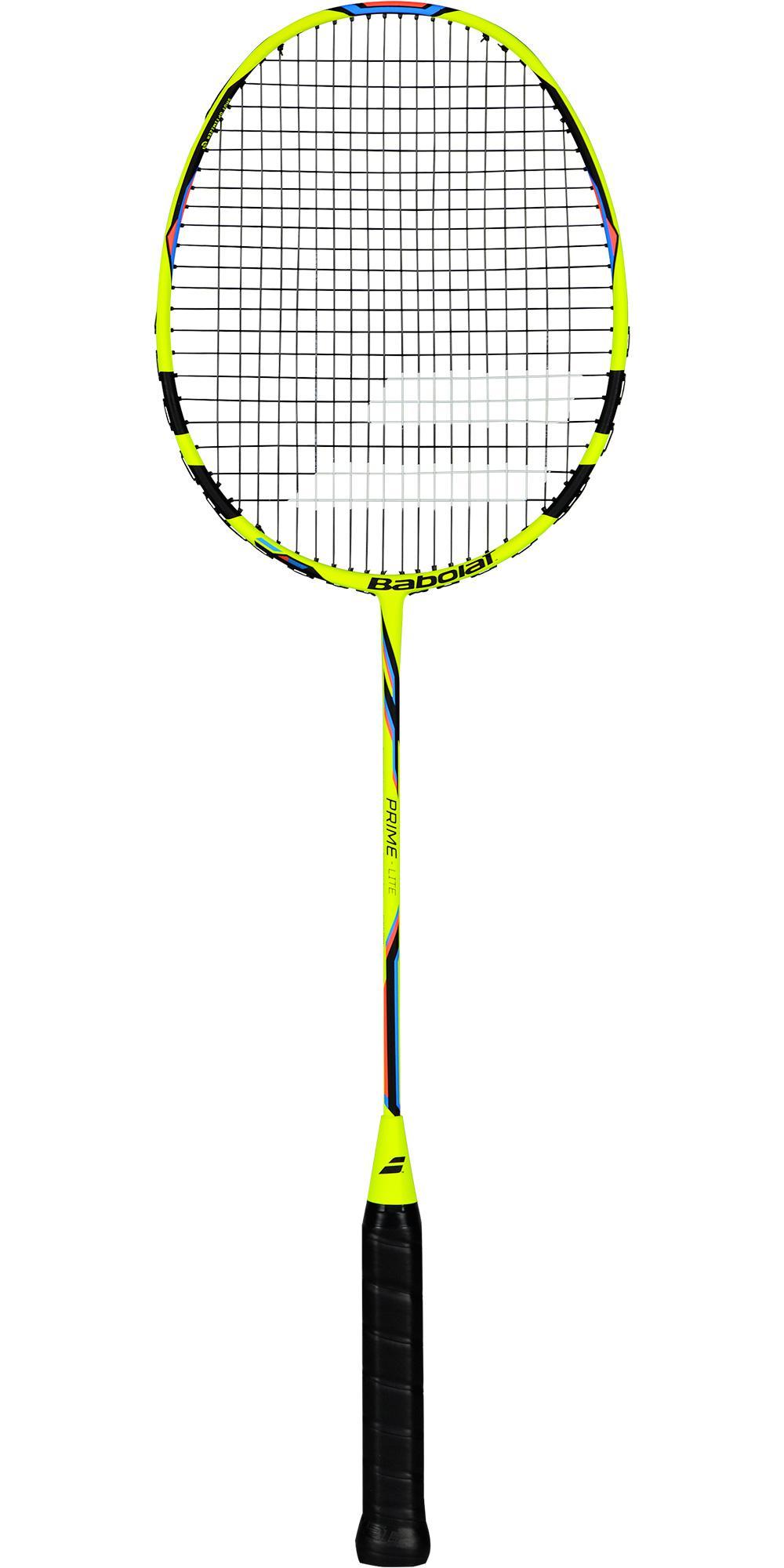 babolat prime lite badminton racket 2018 tennisnuts com