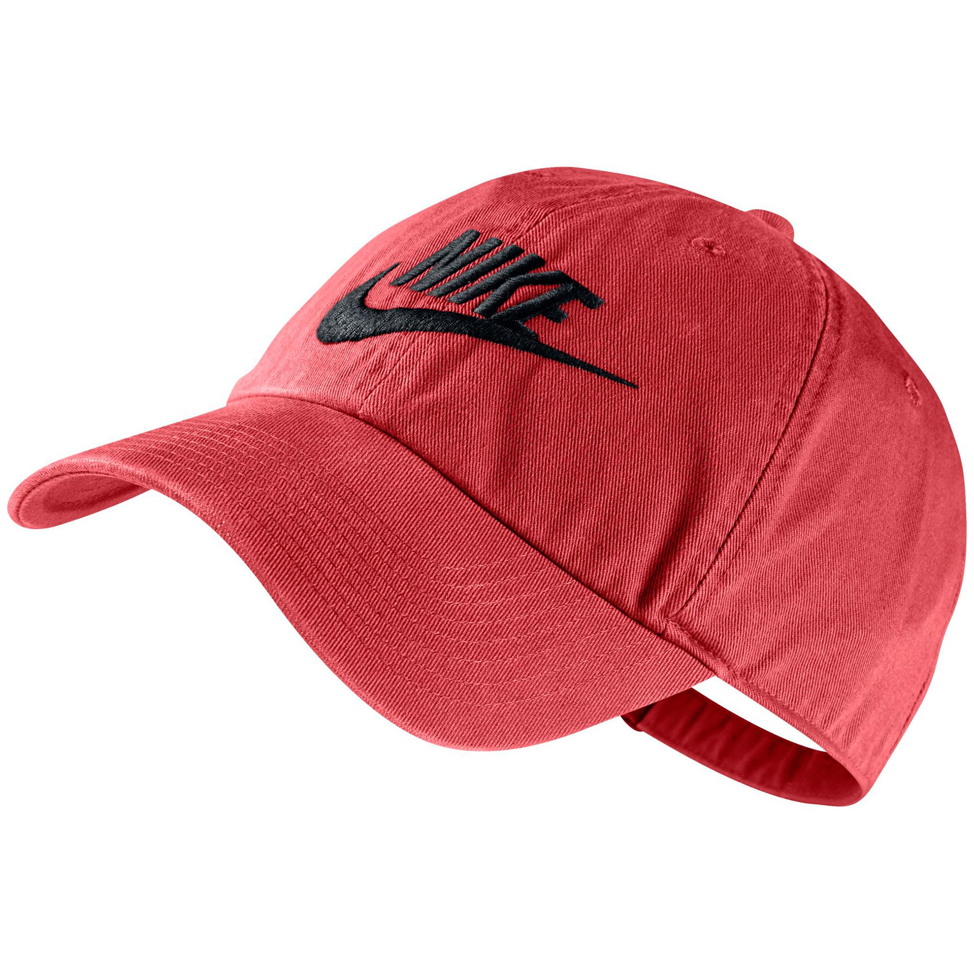 best cheap efcf1 4b3a1 Nike Futura Heritage 86 Adjustable Cap - Track Red - Tennisnuts.com