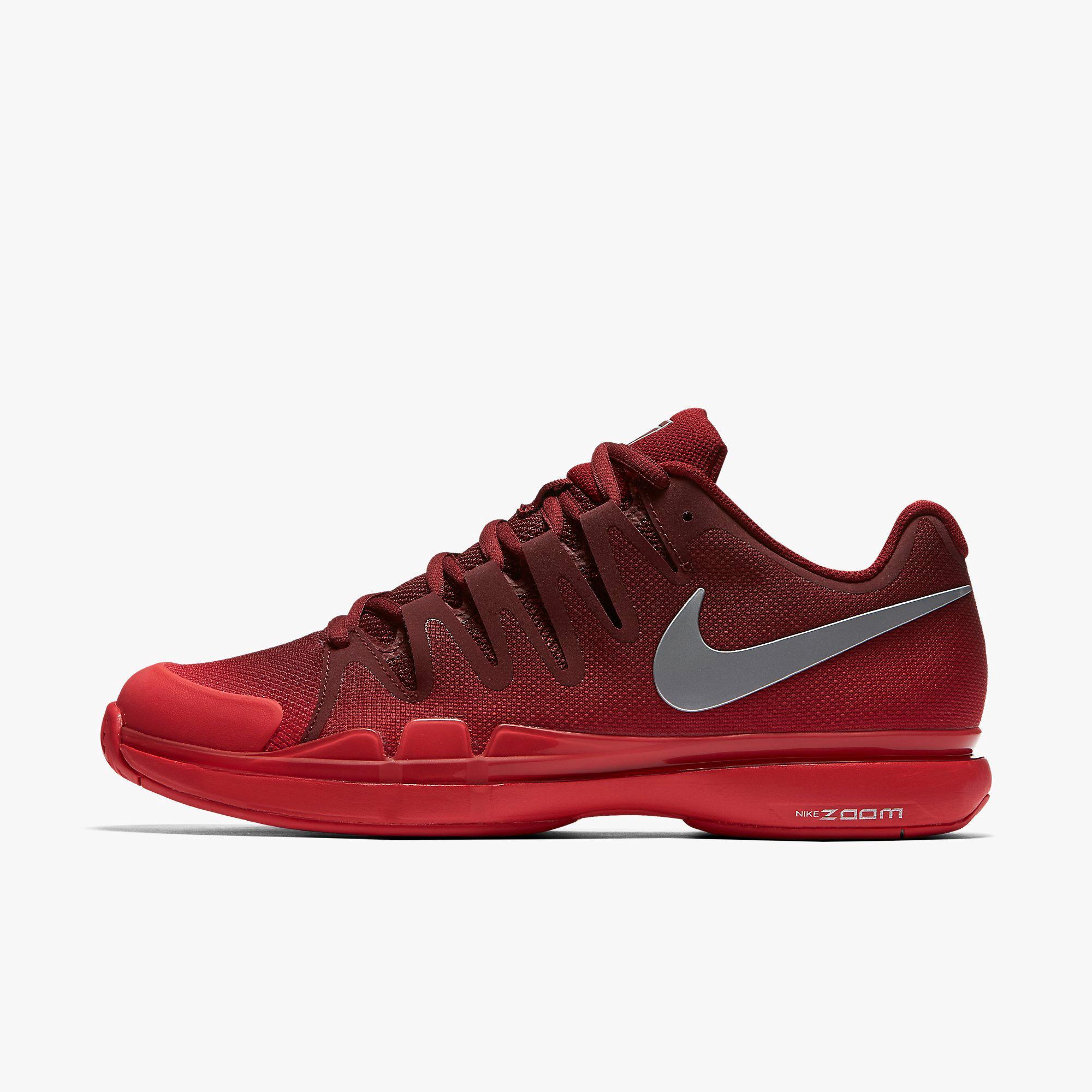 Nike Zoom Damp 9,5 Tour Menns Tennis Sko Byråkrati