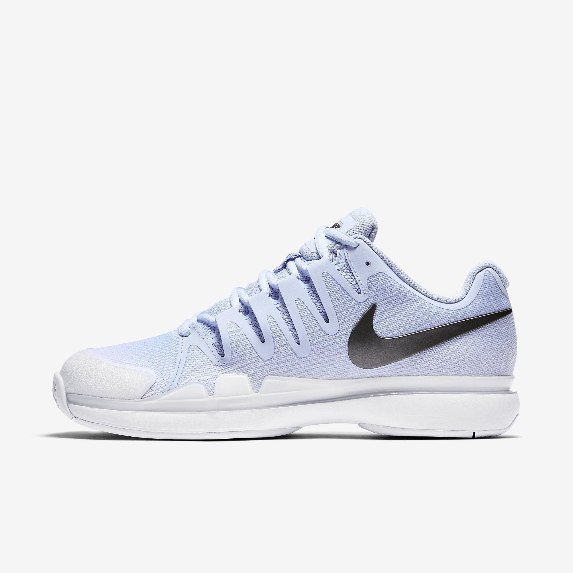 online retailer e430f ccd80 Nike Womens Zoom Vapor 9.5 Tennis Shoes - Hydrogen Blue White -  Tennisnuts.com