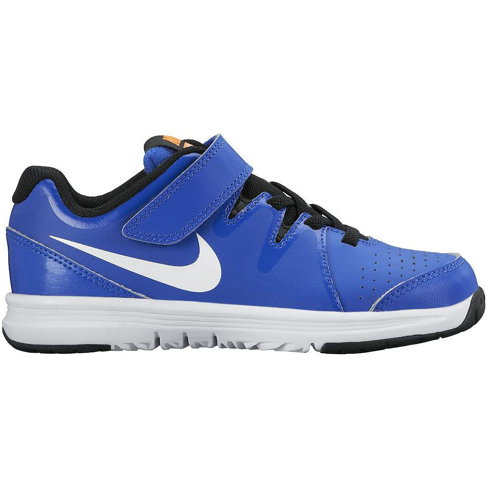 nike boys vapor court tennis shoes royal