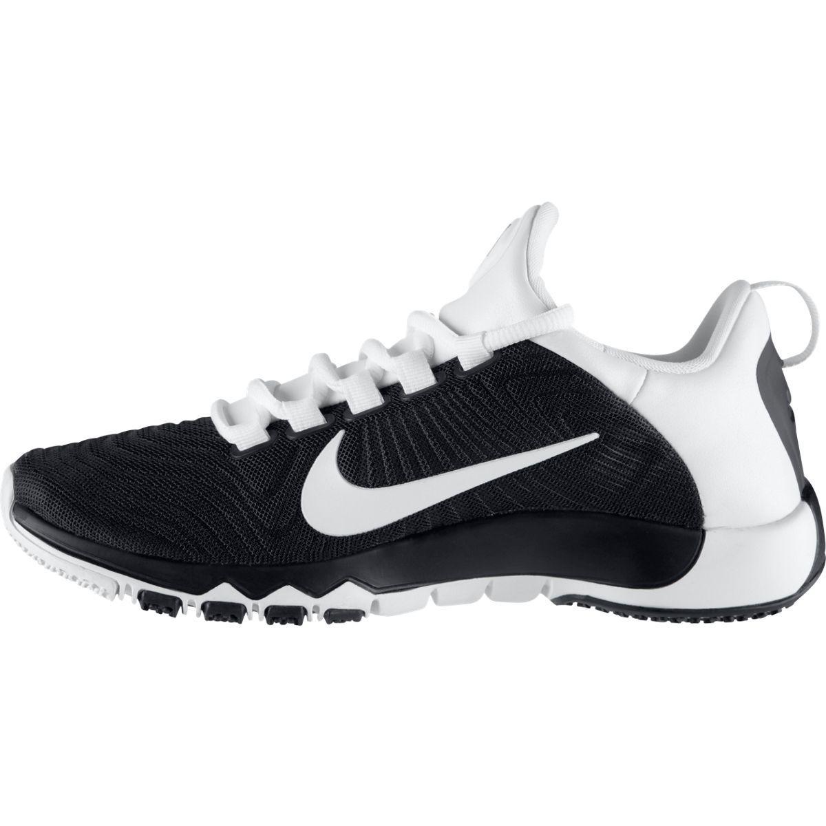 6b4502b1d081 Nike Mens Free Trainer 5.0 Training Shoes - Black White - Tennisnuts.com