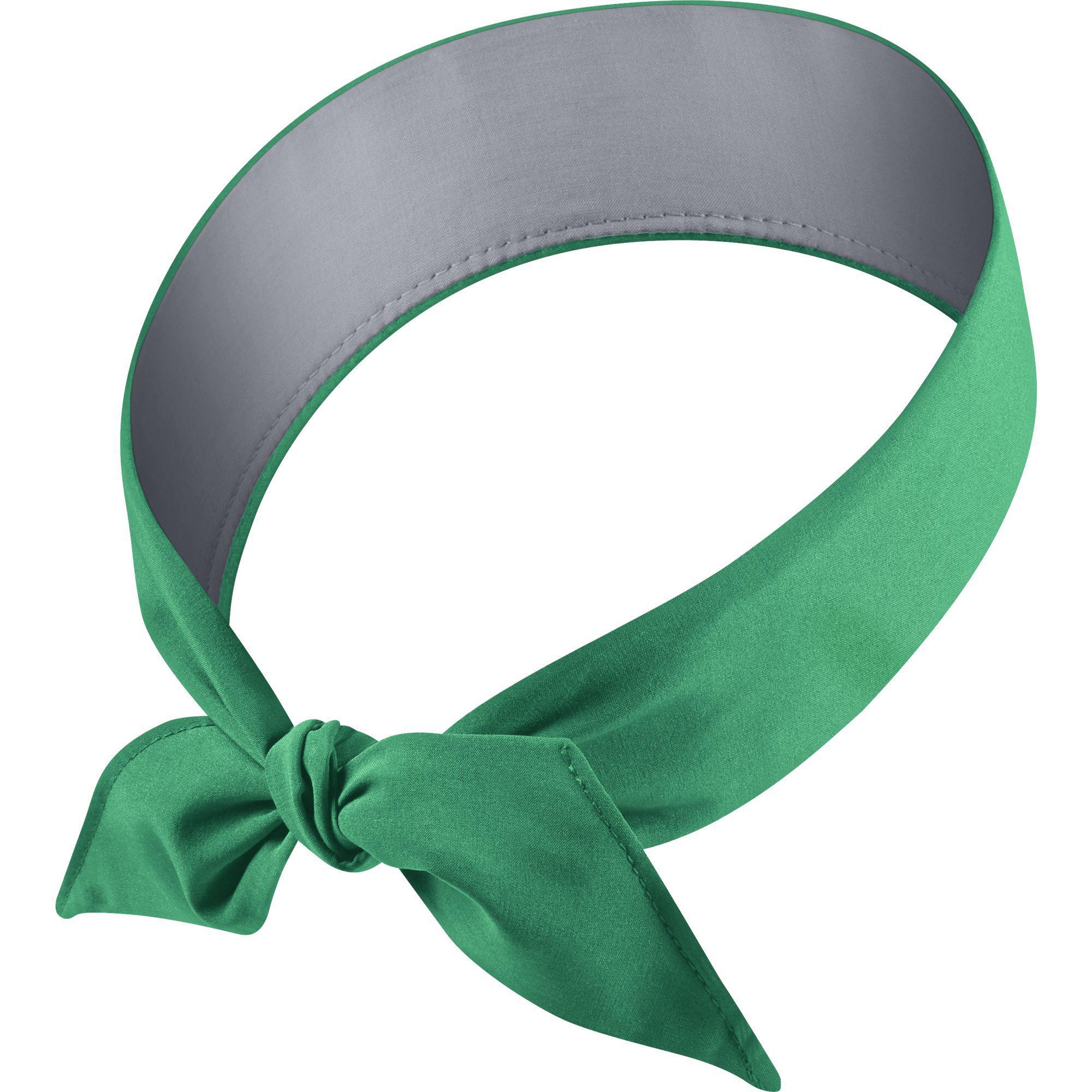 Nike Tennis Headband   Bandana - Spring Leaf Green - Tennisnuts.com c1ad36732a0
