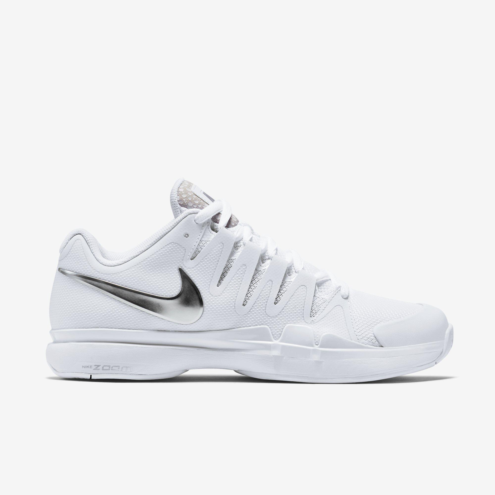 94016eddfc1b1 Nike Mens Zoom Vapor 9.5 Tour Safari Grass Tennis Shoes - White  Limited  Edition  - Tennisnuts.com