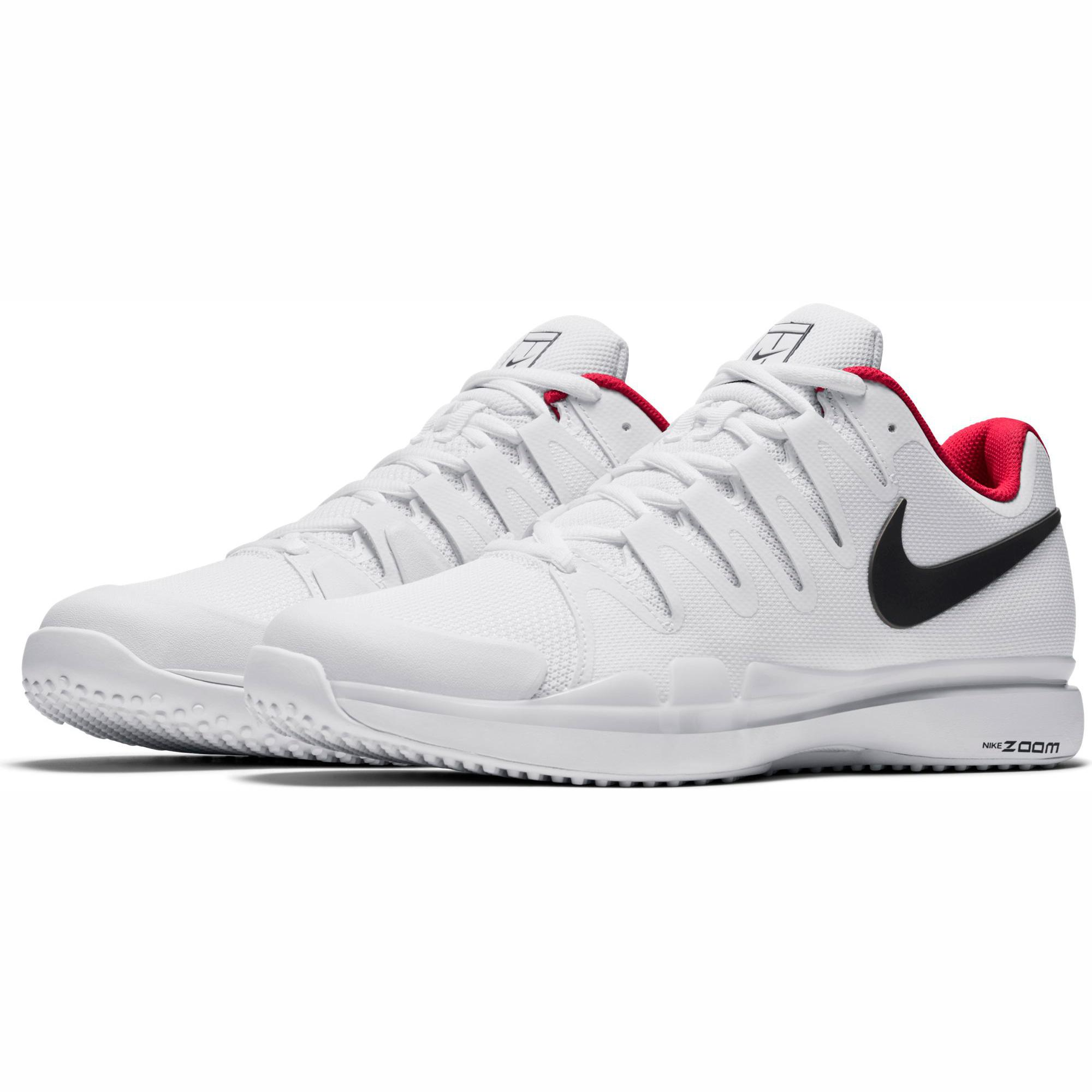 649084 106 Weiß Nike Court Zoom Vapor 9.5 Tour Grass