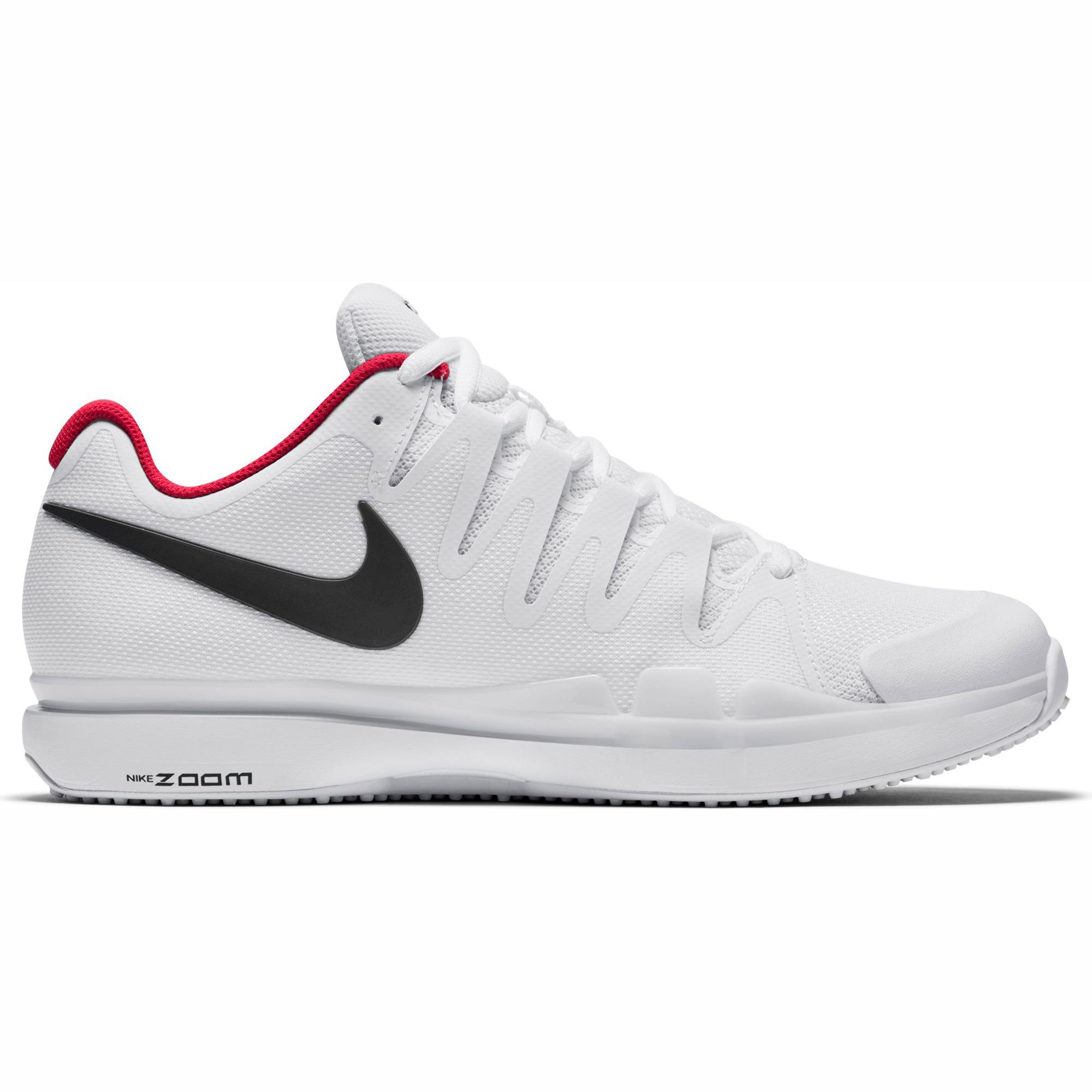7d64eac19449 Nike Zoom Vapor 9.5 Tour Grass Court Tennis Shoes - White - Tennisnuts.com